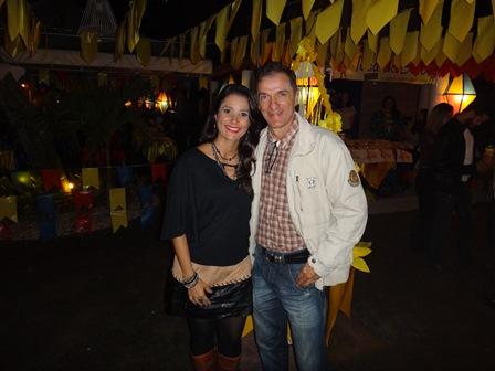 Manuela e Celestino Amoendo