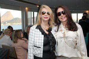Olindina Cavalcanti e Rosangela de Oliveira