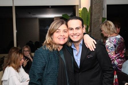 Patricia Cáceres e Pedro Henrique