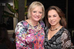 Vera Valeka e Yvonne Bezerra de Mello
