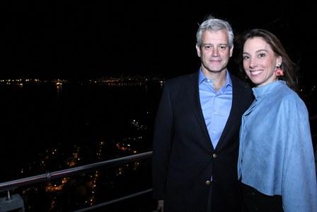 Jorge Eduardo Gouvea Vieira e Lielle Gouvea Vieira