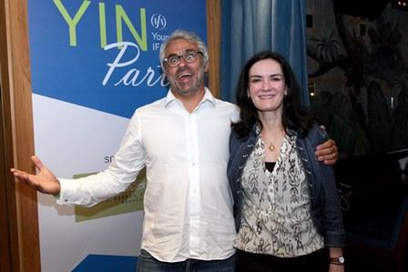 Pascal Saint-Amans e Ruth Mason
