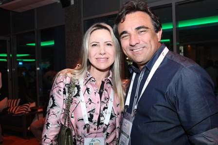 Raquel Trevisol e Heleno Torres