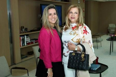 Larissa Botelho e Margarida Botelho