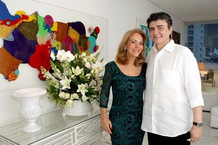 Ana de Paula e Renato Sant'ana