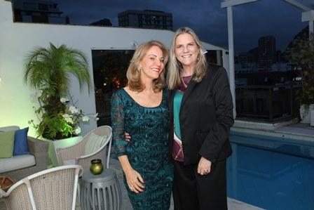 Ana de Paula e Maninha Barbosa