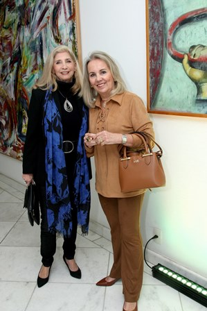 Alexandra Furtado e Silvia Serra