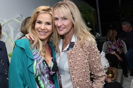Manuela Ferrari e Teresa Simões
