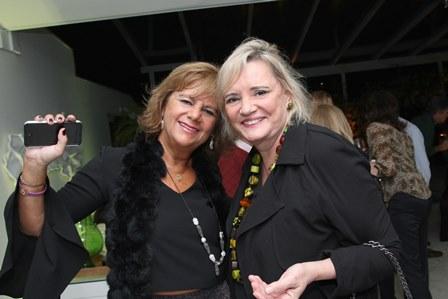 Rosana Rodrigues e Vera Waleska