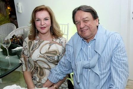 Monica Pinheiro Guimarães e Breno Neves