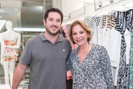 Christian Kischner e Diana Laviola