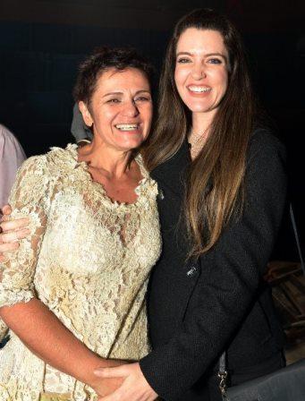 Daniela Carmona e Larissa Maciel