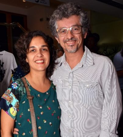 Daniela Vitorino e Ian Minas