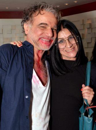 Eduardo Moreira e Cris Larin