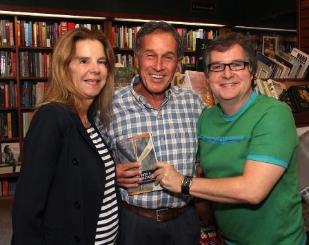 Gloria e Jorge Assunção e Carlos Eduardo Veiga