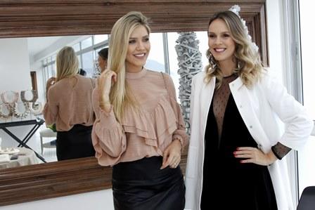 Jessica Garducci e Lorena Campelo