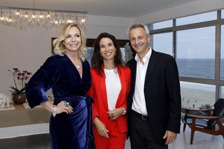 Nina Kauffmann, Cristina Rotondaro e Paolo Dal Pino