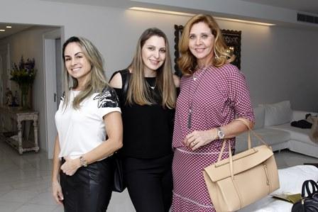 Patrice Pessoa, Maisa Vasconcelos e Katia Spolavore