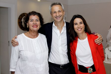 Katia Vita, Paolo Dal Pino e Cristina Rotondaro