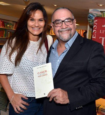 Magda Cotrofe e Artur Rodrigues