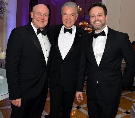 Paulo Muller, Volney Pitombo e André Maranhão