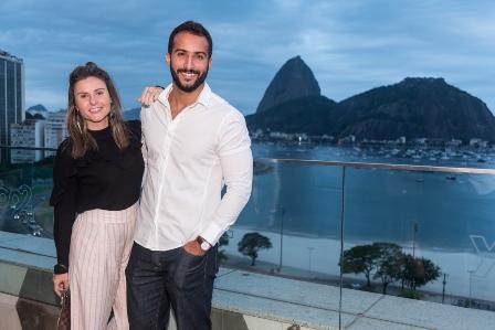 Thiago e Camila Ventura