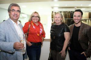 Manuel Beninger, Eva Vider, Martha Tremper e Vinicius Belo