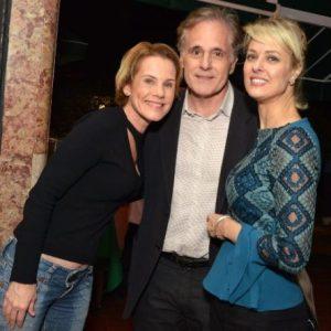 Andrea Veiga, Almir Ghiaroni e Geórgia Wortmann