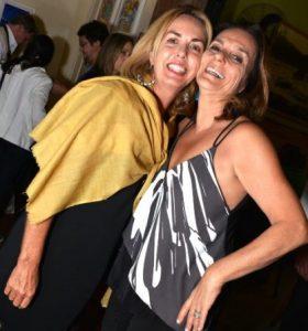 Beverly Marcondez e Patricia Secco