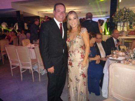 Carlos Augusto e Luci Andrade Silva