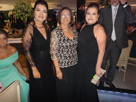 Dilma Portugal, Neilza Menezes e Deusa Prado