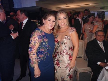 Eunice Gomes e Luci Andrade Silva