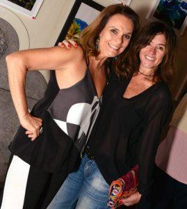 Patricia Secco e Tina Machado