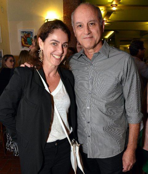 Roberta Viegas e Deco Soares