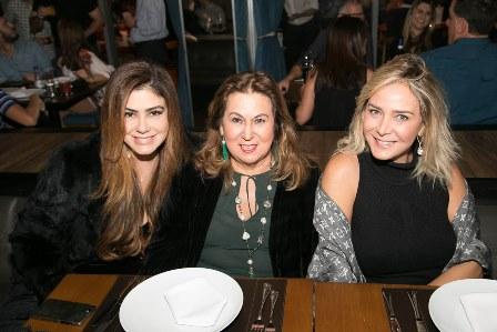 Ana Lucia Santana, Teresa Macedo, Marlyan Keningsberg