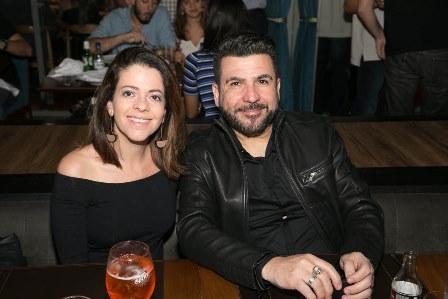 Gabriela e Andre Moraes