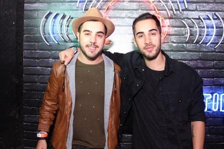 Rodrigo Melim e Diogo Melim