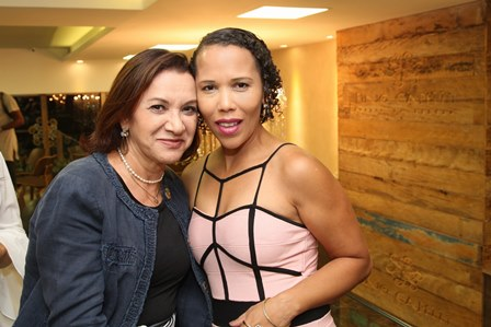 Sueli Bombieri e Luzia Cardoso