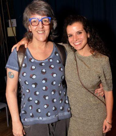 Andrea Zeni e Camila Caputti
