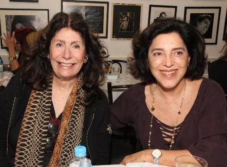 Anna Maria tornaghi e Gracinda Farcez