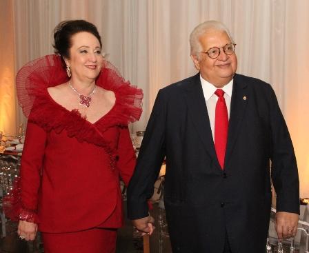 Beth e Carlos Serpa