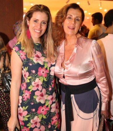Bruna Barros e Claudia Windberg