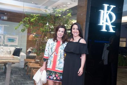 Claudia Goncalves Santos  e Monica Kochen