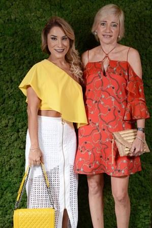 Luciana Saiter e Soledady Carrrara