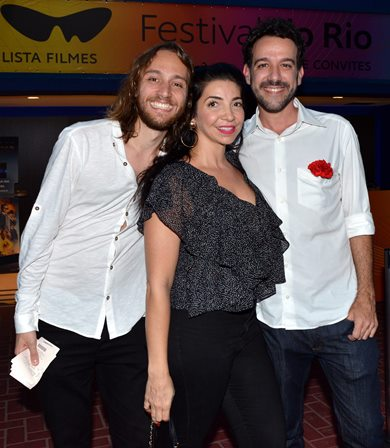 Pedro Colombo , Alessandra Colasanti  e Marcio Debellian