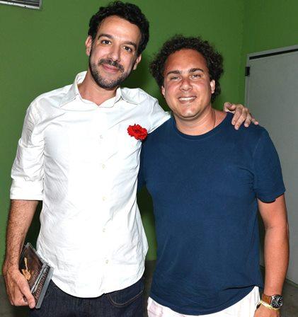 Marcio Debeliam e Leandro Fregonesi