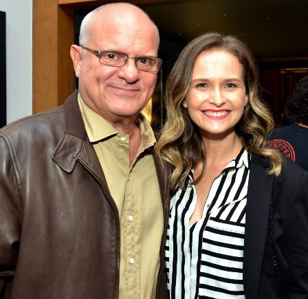 Luís Erlanger e Fernanda Rodrigues