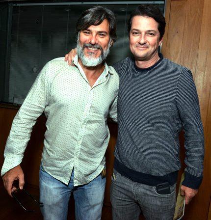 e Marcelo Serrado
