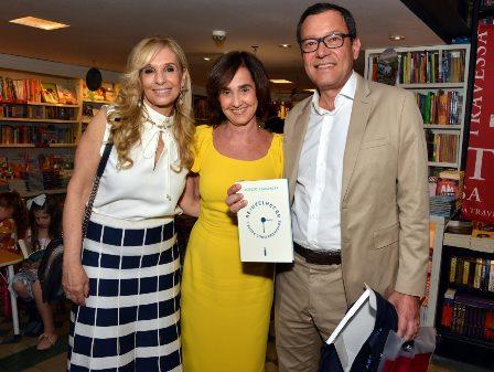 Regina Abramoff , Bebel e Paulo Niemeyer