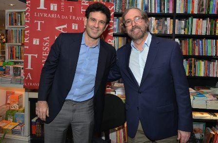 Jorge Oakim e Sergio Abramoff